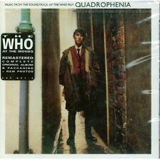 CD The Who- quadrophenia 731454369121