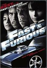 Fast  Furious (DVD, 2009)