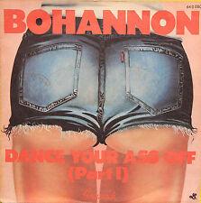 """Vinyle 45T Hamilton Bohannon """"Dance your ass off"""""""