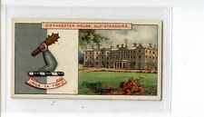 (Jt543-100)Players,Country Seats & Arms 3rd,Cirencester House  , 1910 #117