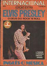"Elvis Presley Brazilian Magazine ""O Deus Do Rock n Roll"""