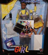 GENERATION GIRL AFRICAN AMERICAN BARBIE NICHELLE AA BLACK GIRLS DOLLS NEW DOLL