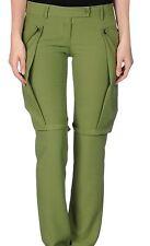 New! Tunnel Pantaloni verdi particolari  Green Pants Trousers Hose Брюки Tg 42