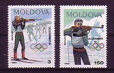Moldawien Michelnummer 96 - 97 postfrisch (Lillehammer 85)