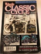 Walneck's Classic Cycle Trader Zine #245 July 2004 moto-fox mx ahrma supercross