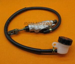 For Suzuki 2002-2005 2006 RM85 /& RM85L Model K2-K4 Rear Brake Master Cylinder