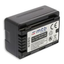 Batería VW-VBT190 / VBT190 para  Panasonic VW-BC10, VW-BC10E