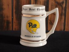 >orig. 1977 SUGAR BOWL *Pittsburgh Panthers Champs* FOOTBALL BEER STEIN