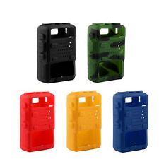 NEW Walkie Talkie Soft Case Silicone Holster Cover for Baofeng UV-5R/A/B/C/D/E