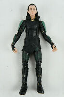 "Marvel Legends Series Avengers: Loki 6"" Action Figure Loose Excellent Condition"