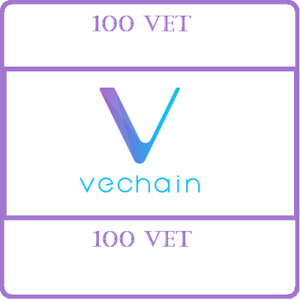 Mining Contract 1 Hour Vechain (100 VET) Processing (GH/s)