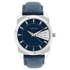 Laurels Invictus 2 Analog Blue Dial Men' Watch - Lo-Inc-203