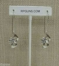MASK Earrings Inspired by 50 Shades of Grey Mardi Gras Gray SOG Trilogy