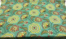 Richloom Cimmaron Linen Mallard Green Fabric by the Yard