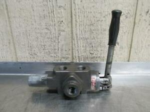 CVM753 Hydraulic Directional Control Valve Single 1 Spool