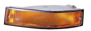 Turn Signal / Parking Light Assembly-2+2 GSi Front Left fits 1990 Geo Storm