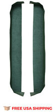 FITS 1970-1972 Buick GS Door Panel 5 Inch Inserts 2pc Loop Carpet