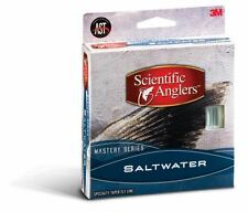 Scientific Anglers Mastery Series Saltwater Wf9F ~ New Yellow/Horizon ~Closeout