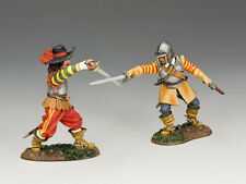 King and Country English Civil War Duellists PnM065