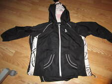 Coldwater Creek Hooded ladies track sweat suit Breast Cancer Awareness NWT PXL