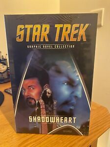 H/B STAR TREK graphic novel - Volume 82 - SHADOWHEART