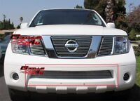 Fits 2005-2020 Nissan Frontier/05-07 Pathfinder Bumper Billet Grille Insert