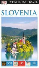 DK Eyewitness Travel Guide Slovenia by DK (Paperback, 2017)