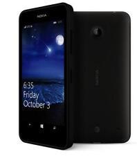 "Unlocked Original Nokia Lumia 635 RM974 8GB 4.5"" Windows 8.1 Smartphone Black"