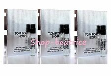 3 x Tom Ford NOIR EAU DE TOILETTE SPRAY