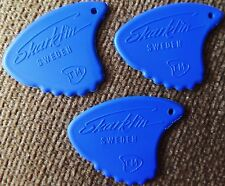Landstrom Sharkfin Plectrums 3 Picks Plectrum (Heavy)