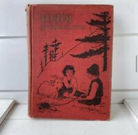 Heidi By Johanna Spyri 1915 Hardcover First 1st Edition Antique Book / IG