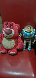 Toy Story Disney Pixar Rare Blue/ Black Edition Buzz Lightyear and talking Lotso