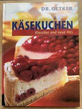 Dr. Oetker Kochbuch Backbuch