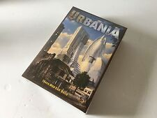 URBANIA Board Game by Mayfair Games  MFG4124 NEW FACTORY SEALED!