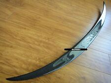 2X2 TWILL Carbon Fiber P style Trunk Spoiler FOR 07-13 E92 M3 335i 328i 335is
