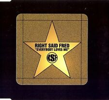 Right said Fred Everybody loves me [Maxi-CD]
