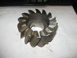 """Shell Mill 4-1/2"""""""