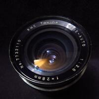 Für Olympus OM RMC Tokina Wide-Auto 2.8 28mm Objektiv / lens