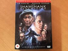 The Shawshank Redemption 3 Disc Dvd! Look At My Other Dvds!