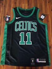 Boston Celtics NBA Nike VaporKnit Kyrie Irving Authentic Celtics Jersey-L-NWT!