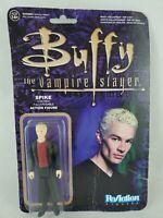 "Buffy The Vampire Slayer ""Spike"" Action Figure ReAction figure nib"