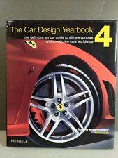 Car Design Yearbook: The Car Design Yearbook 4 : The Definitive Annual Guide