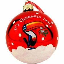 Guinness Toucan Christmas Tree Bauble Xmas Hanging Decoration Giftware
