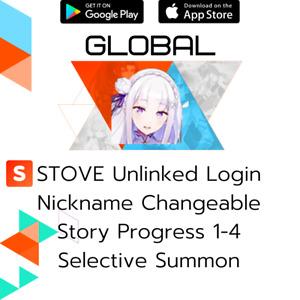[Global] Emilia   Epic Seven Epic 7 Name Change Limited Starter Account