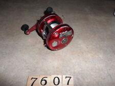 S7607 Abu Ambassadeur 5500da red fishing reel classic baitcaster