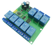 Bluetooth Relay Module 8 Channel 4.0 BLE for Apple Android Phone IOT