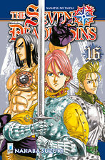 Manga - Star Comics - The Seven Deadly Sins 16 - Nuovo !!!
