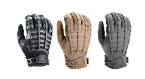 Blackhawk FURY Prime Tactical Gloves Touch Screen Compatible Sonic Weld Overlay