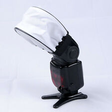 Universal Cloth SOFT Flash Bounce Diffuser For Canon Nikon Sony Metz Yongnuo
