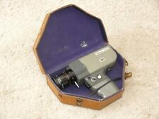 Chinon Zoom 8mm Model 7A Video Camera in Carry Case ~ Part Tested (2)